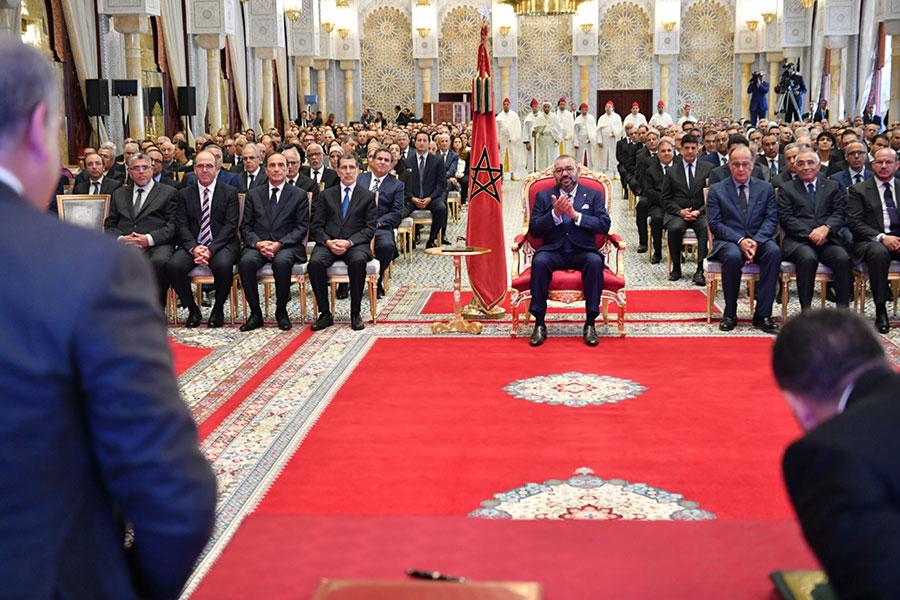 SM le Roi préside la cérémonie de lancement de la 3ème phase de l'INDH (2019-2023), conçue selon une nouvelle ingénierie