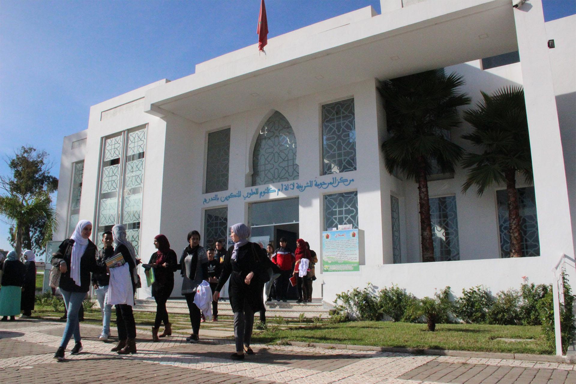 Centre Charifa Lalla Oum Kaltoum de formation par apprentissage, une plateforme de formation adaptée aux besoins des jeunes