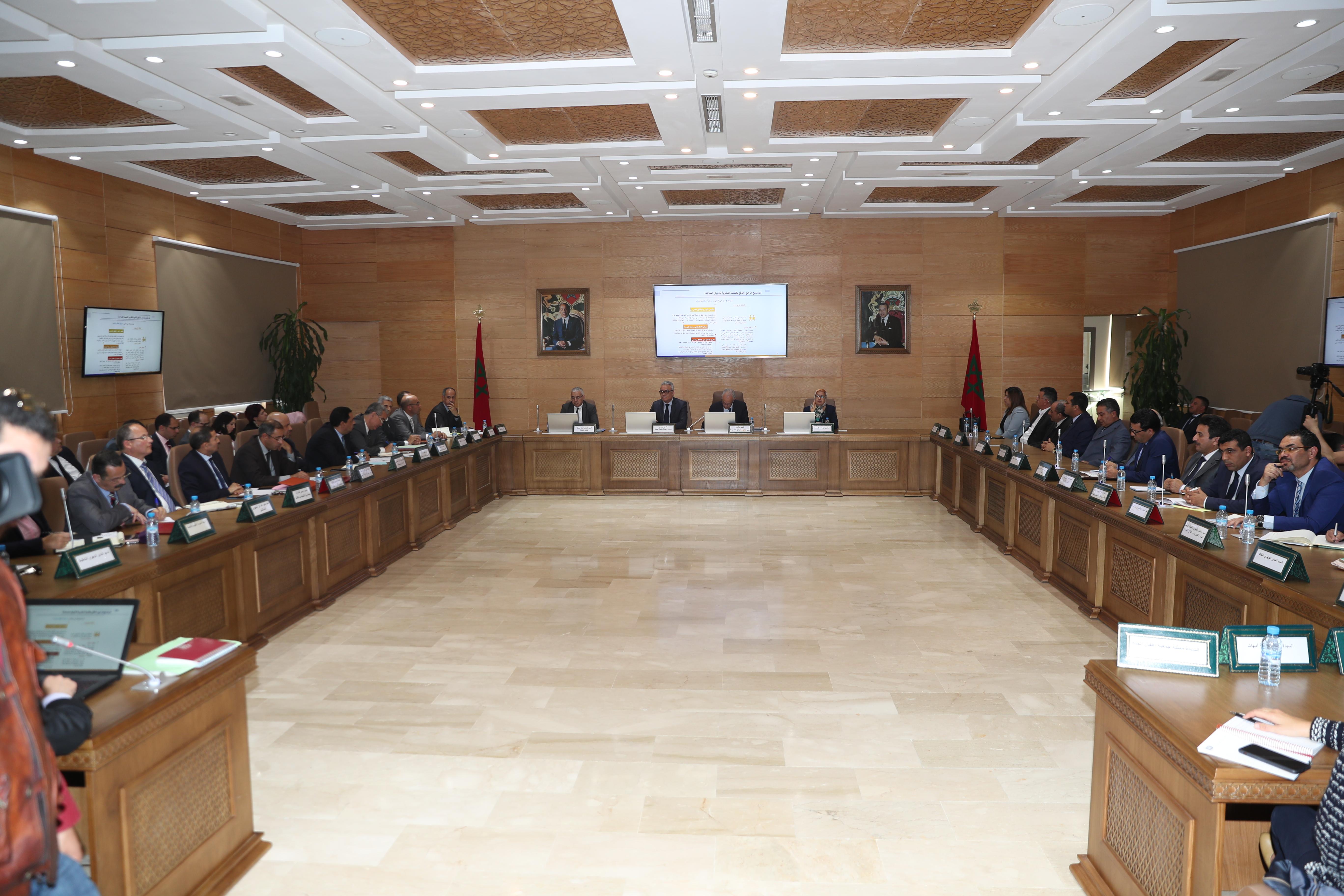 Le CPDH de Tanger-Assilah adopte des projets INDH de 26,4 MDH au titre de l'année 2019