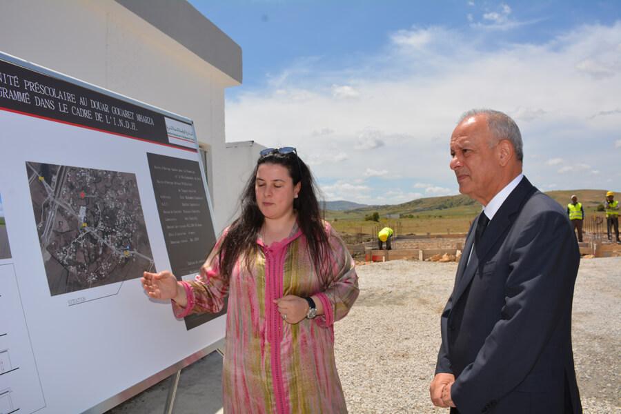 A l'occasion du 14 ème anniversaire du lancement de l'INDH : Programmation de 70 unités de préscolaires au sein de la région de Tanger-Tétouan-Al Hoceima
