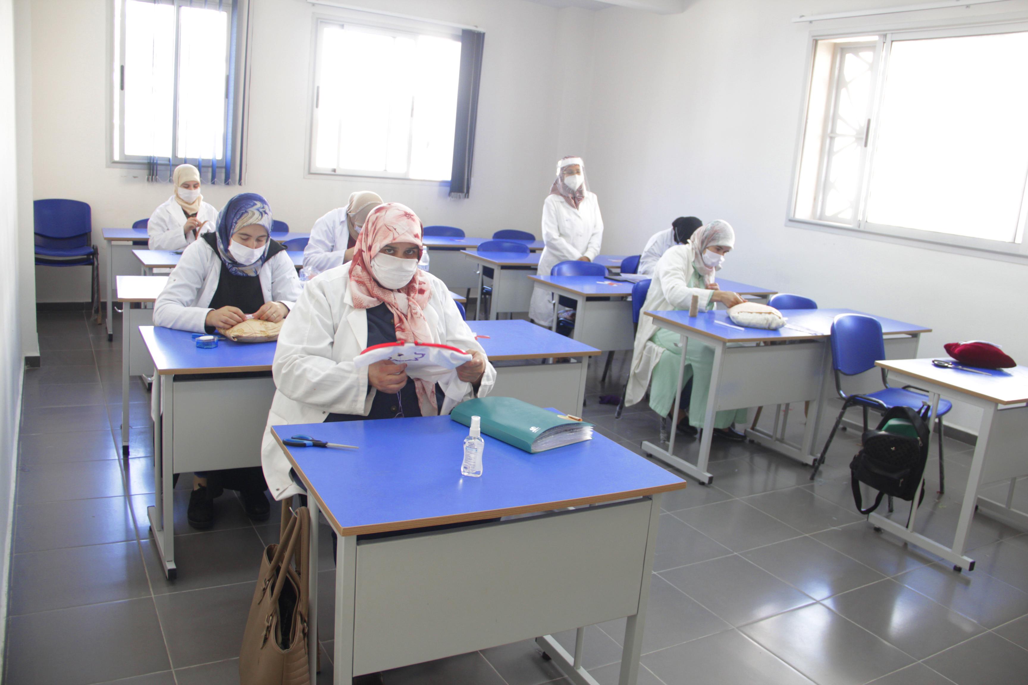 مركز التربية والتكوين للمرأة بني مكادة القديمة: فرصة للتمكين الاقتصادي للنساء