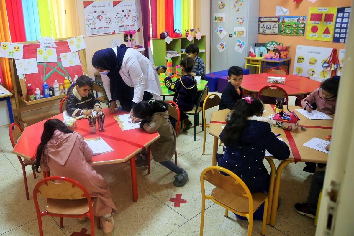 عمالة طنجة – أصيلة.. المبادرة الوطنية للتنمية البشرية تولي أهمية خاصة للتعليم الأولي