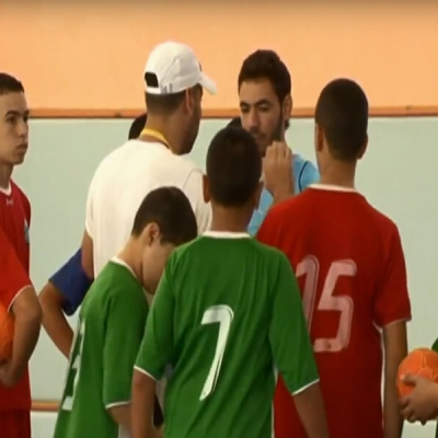 Association Nahda Tanger du Hand-ball