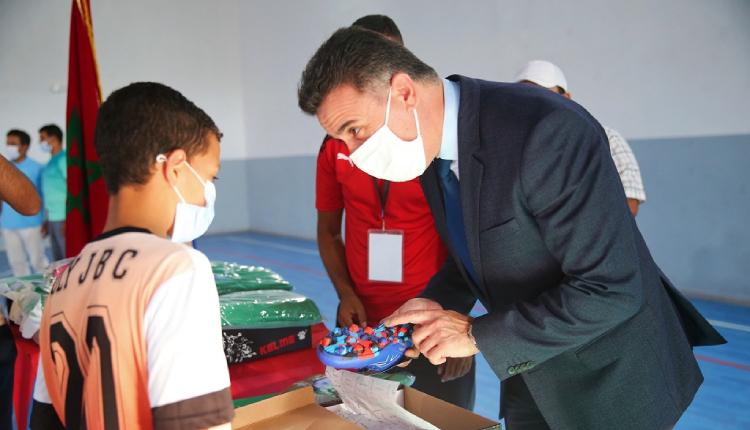 طنجة : دوري لكرة القدم المصغرة من أجل الإدماج والتنقيب عن المواهب الرياضية